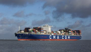 No COVID-19 found on CMA CGM Marco Polo - FreightWaves