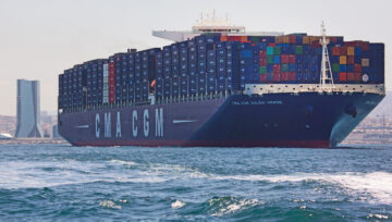 FMC grants temporary tariff publication relief to CMA CGM - FreightWaves